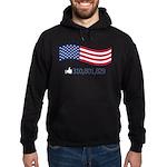 America Likes Hoodie (dark)