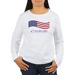America Likes Women's Long Sleeve T-Shirt