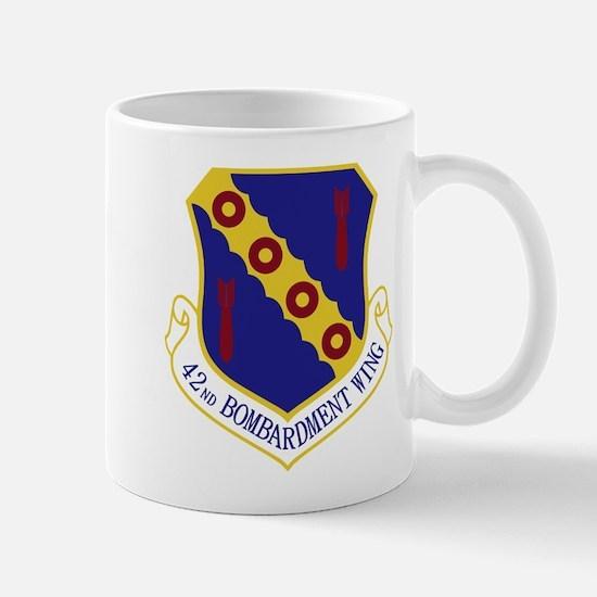 42nd Bomb Wing Mug