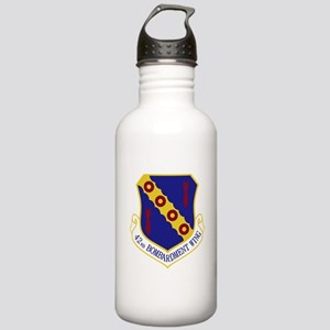 42nd Bomb Wing Stainless Water Bottle 1.0L