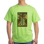 Cultural Icon Green T-Shirt