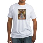 Cultural Icon Fitted T-Shirt