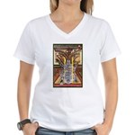 Cultural Icon Women's V-Neck T-Shirt