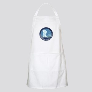 Yellowstone Travel Souvenir Apron
