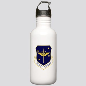 19th Bomb Wing Stainless Water Bottle 1.0L
