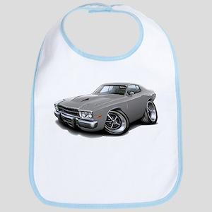 Roadrunner Grey Car Bib