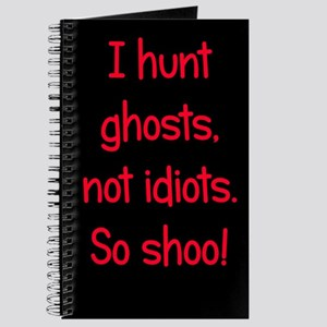 Ghosts, not idiots Journal