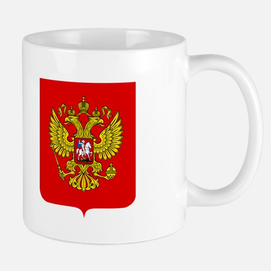 Proud To Be A Russian Grandma Mug