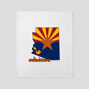 ILY Arizona Throw Blanket