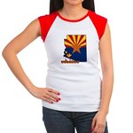ILY Arizona Women's Cap Sleeve T-Shirt