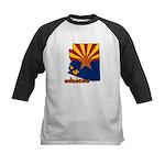 ILY Arizona Kids Baseball Jersey