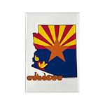 ILY Arizona Rectangle Magnet (10 pack)