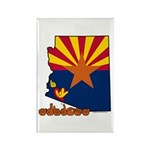 ILY Arizona Rectangle Magnet (100 pack)