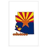 ILY Arizona Large Poster