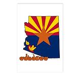 ILY Arizona Postcards (Package of 8)
