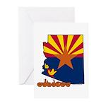 ILY Arizona Greeting Cards (Pk of 10)