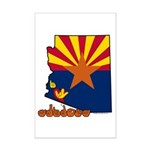 ILY Arizona Mini Poster Print