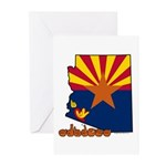 ILY Arizona Greeting Cards (Pk of 20)