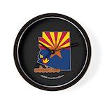 ILY Arizona Wall Clock
