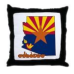 ILY Arizona Throw Pillow