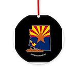 ILY Arizona Ornament (Round)