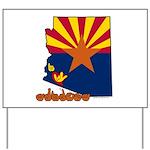 ILY Arizona Yard Sign