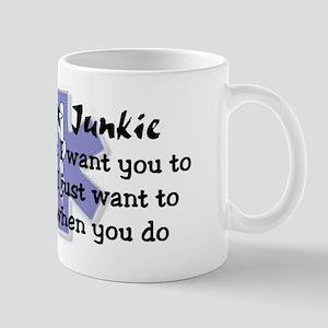 Trauma Junkie Mug
