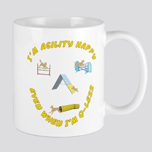 Agility Happy Mug