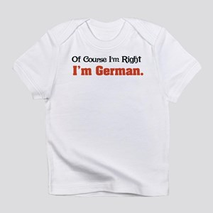 I'm German Infant T-Shirt