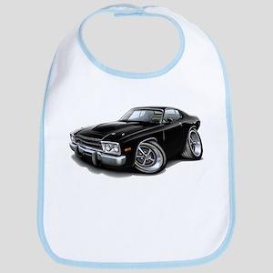Roadrunner Black Car Bib