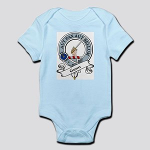 Gunn Clan Badge Infant Creeper
