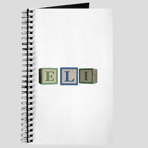Eli Alphabet Block Journal