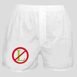 No L Noel Boxer Shorts