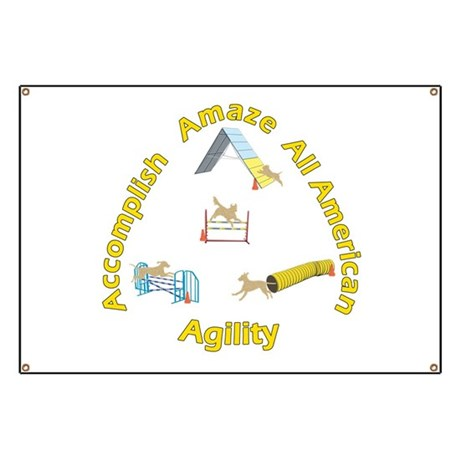 Agility Mutts Banner