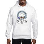 Grierson Clan Badge Hooded Sweatshirt