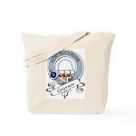 Grierson Clan Badge Tote Bag