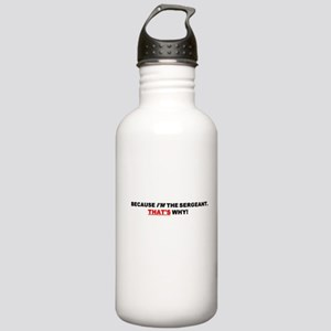 Sergeant Stainless Water Bottle 1.0L