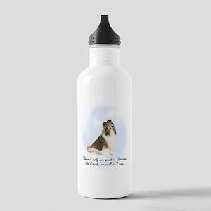 Heavenly Sheltie Stainless Water Bottle 1.0L