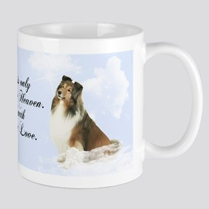 Heavenly Sheltie Mug