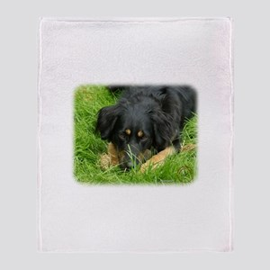 Hovawart 9W009D-064. Throw Blanket