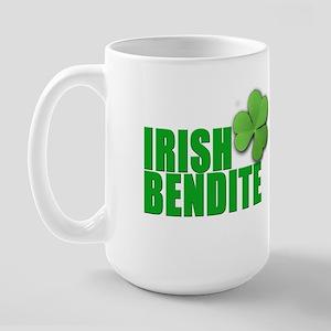 Irish Bendite Large Mug