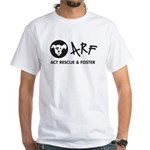 Arf White T-Shirt