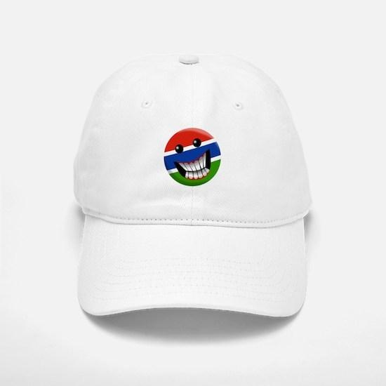 Gambian Smile Baseball Baseball Cap