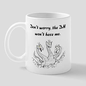 RPG The DM Won't Hose Me Mug