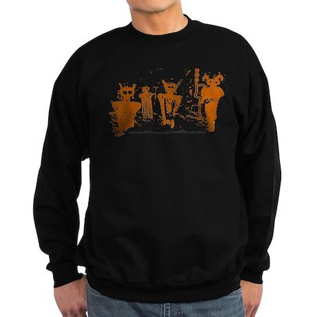 Sego Canyon Glyphs Sweatshirt (dark)