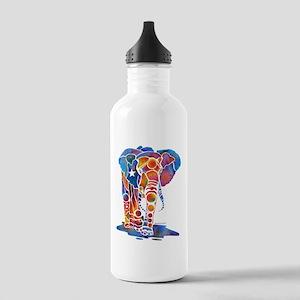 Elephants Stainless Water Bottle 1.0L