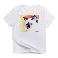 Siamese Cat Gifts Infant T-Shirt