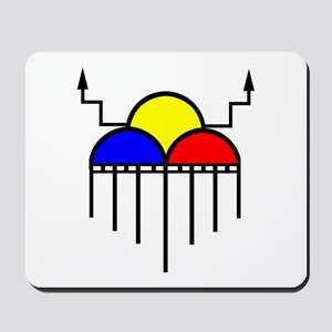 Hopi Rain Cloud Mousepad