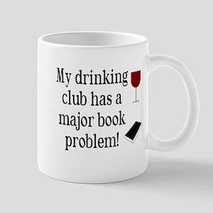 My Drinking Club Has a Major Mug