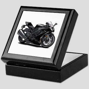 Ninja Black Bike Keepsake Box